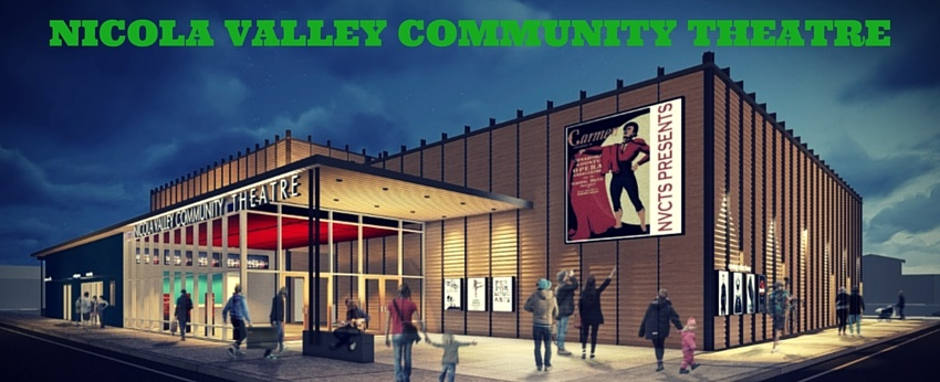 Nicola Valley Community Theatre Society , Merritt, B.C.